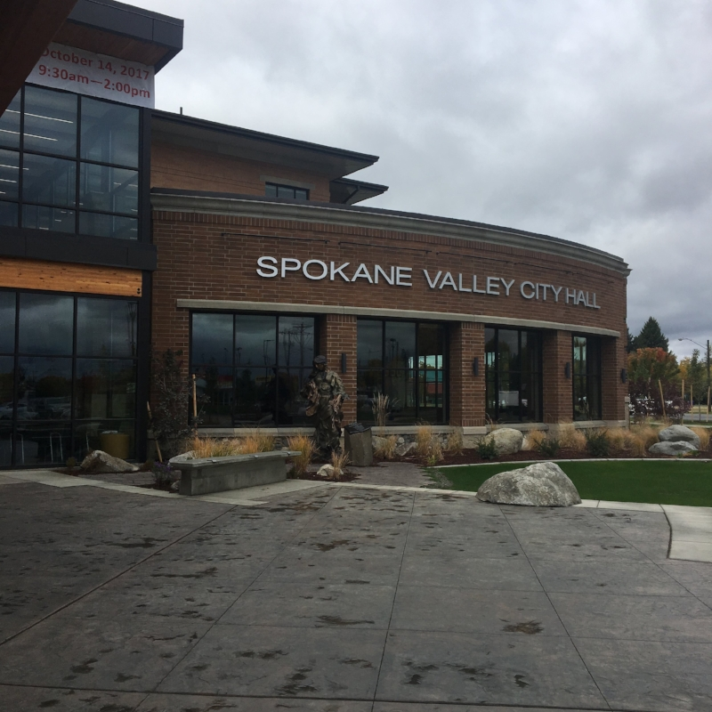 Spokane Valley City Hall