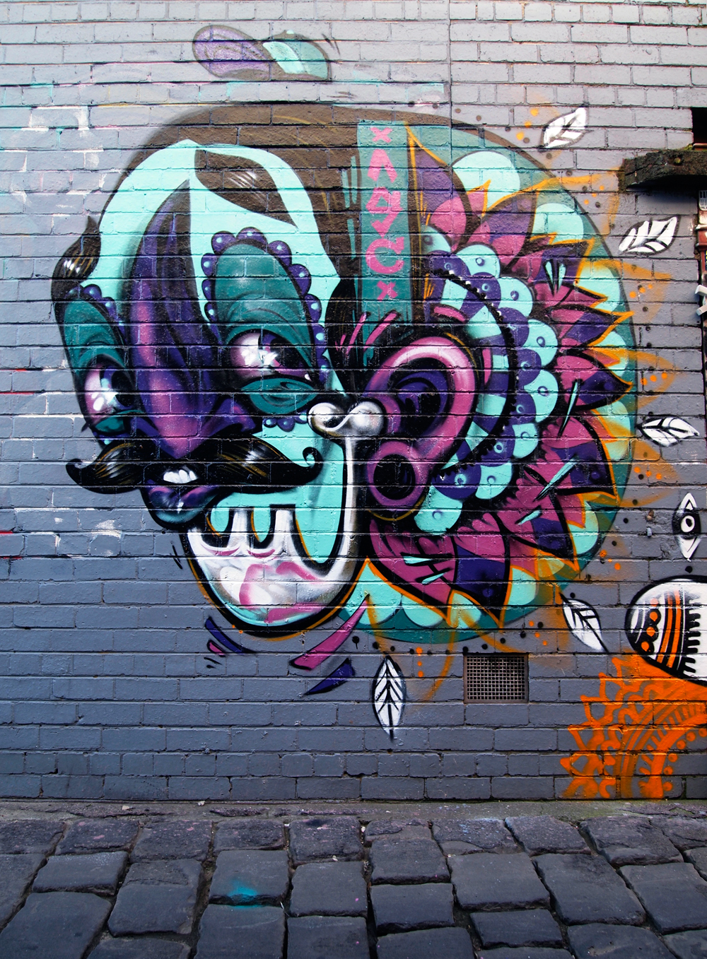 Artists Lane, Windsor, Melbourne.