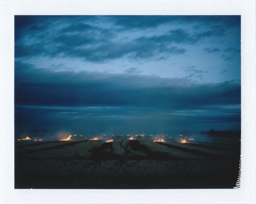 Polaroid - Fuji FP100 C  South of France  2011        MORE PICTURES COMING SOON