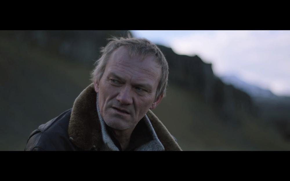 THE HIDDEN PART   - short film -
