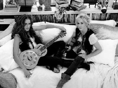 "Emily Robinson & Martie Maguire ""The Dixie Chicks"""