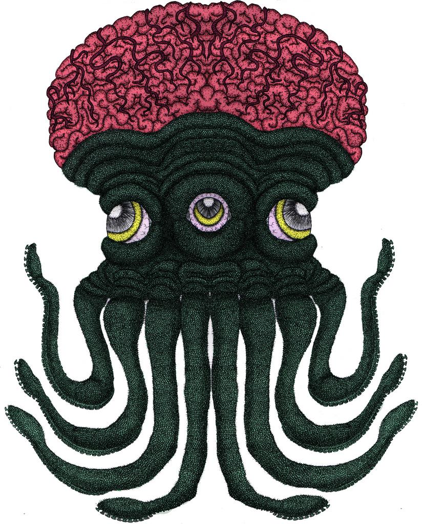 """Octopus Brains"""