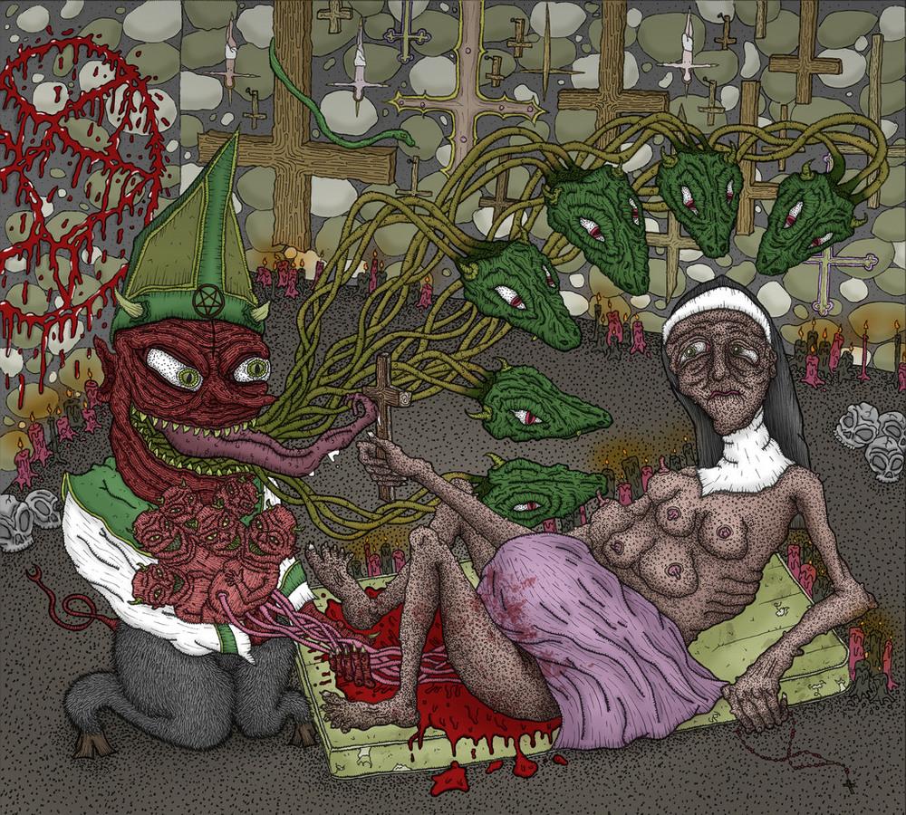 ArtWhore Kate Moss Sigil