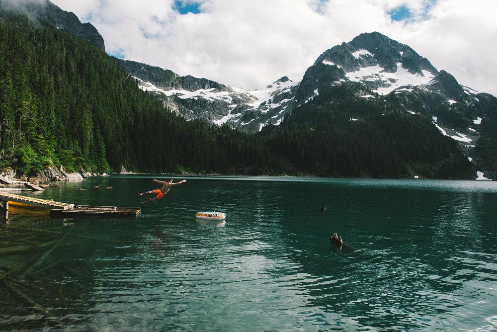Shoot for Dreamboat Floaties