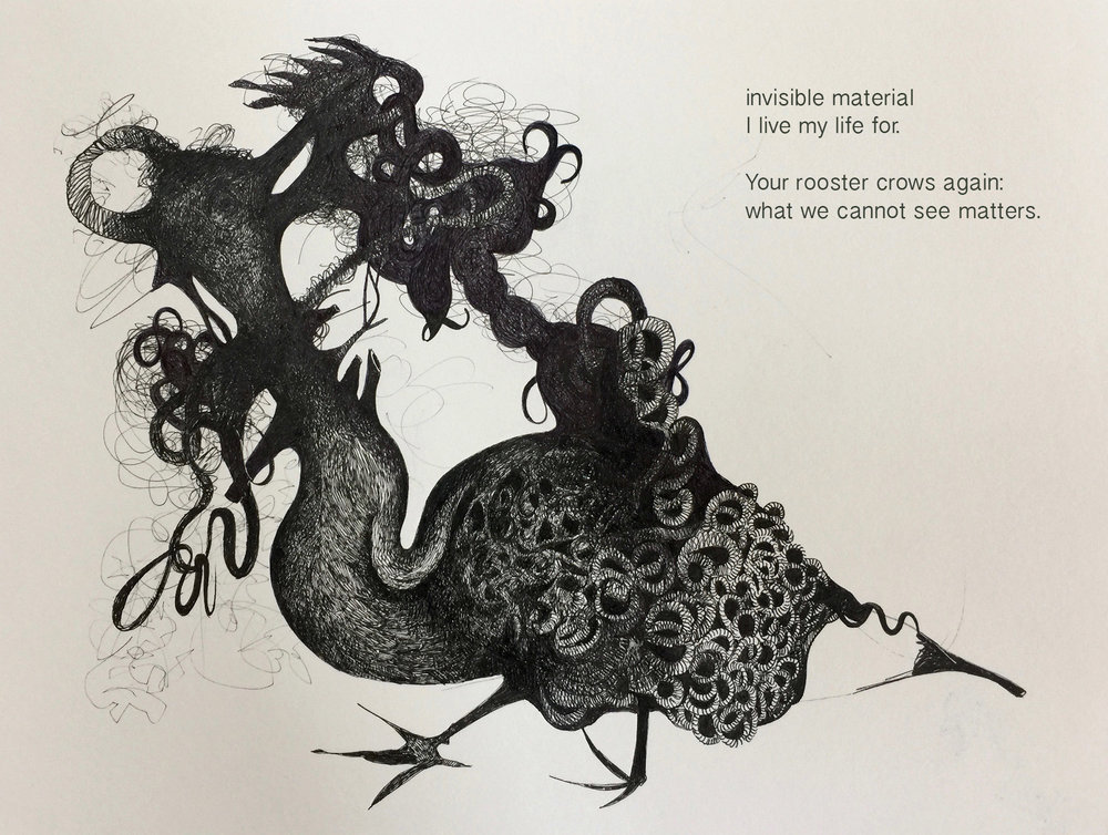 Margot McLean,  Your Rooster Crows Again