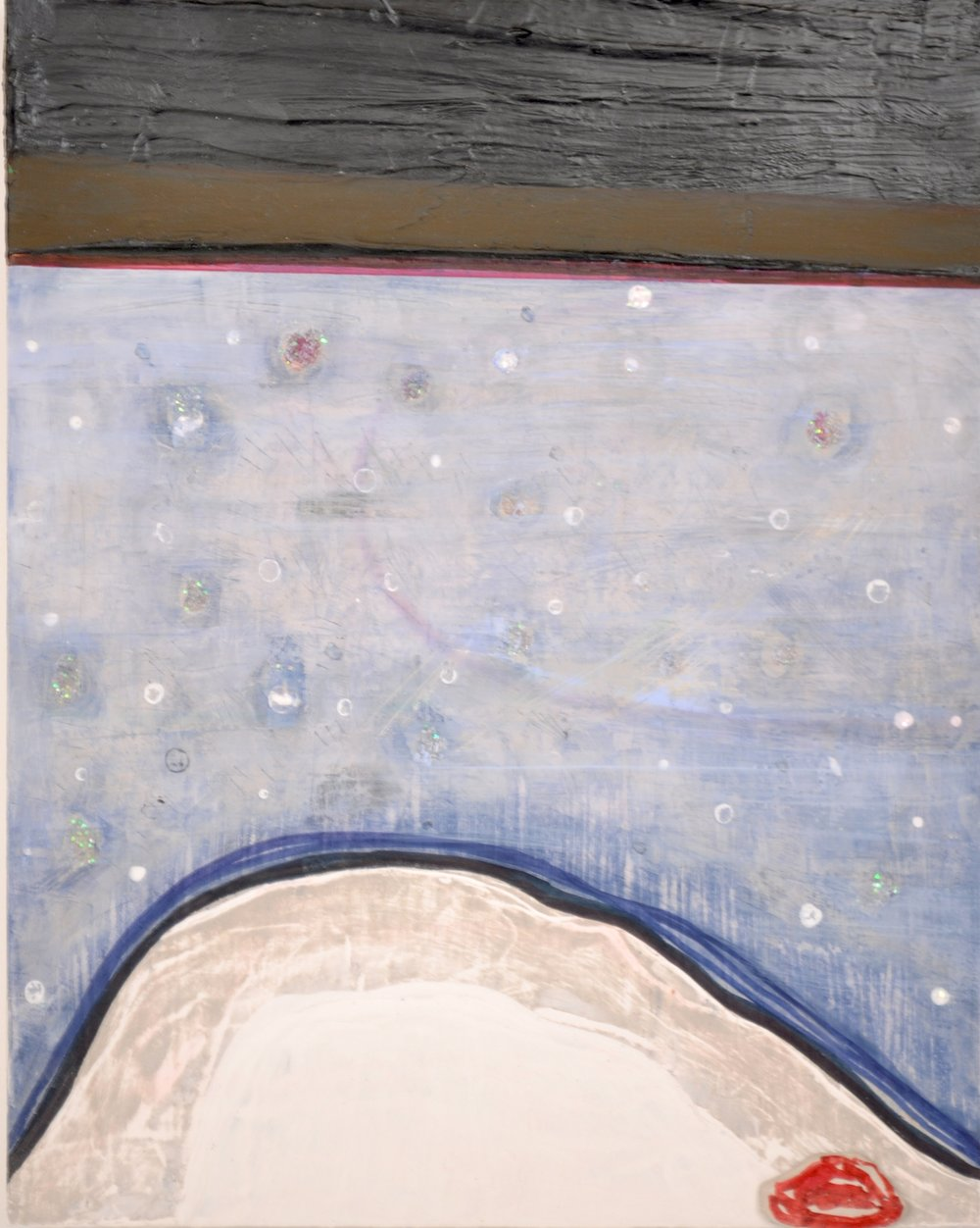 Theresa Hackett,  Night Sky