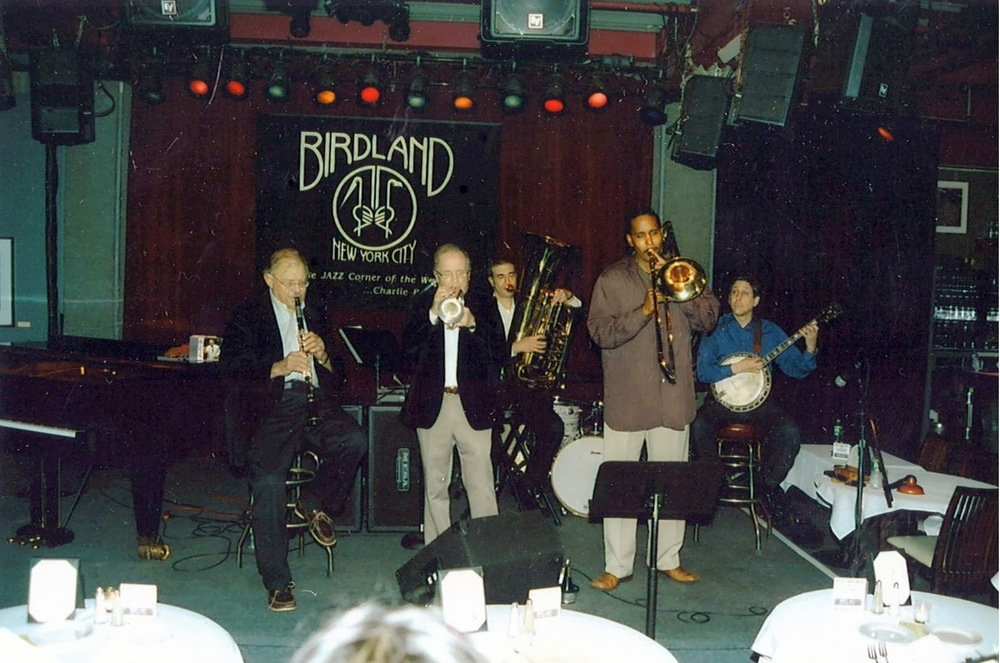 Birdland in NYC