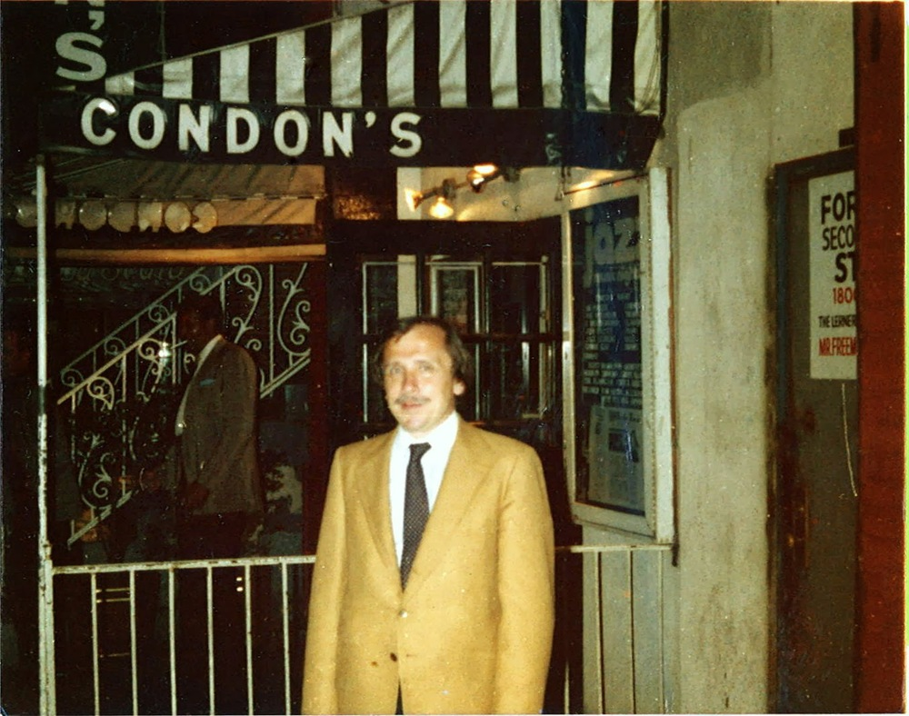 Co-owner of Eddie Condon's Jazz Club