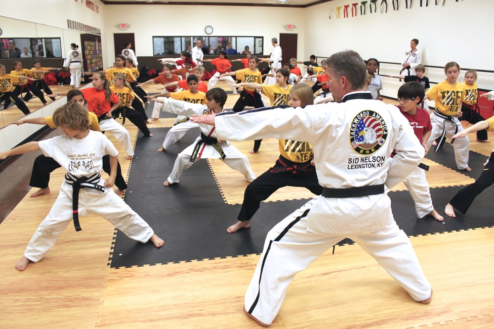 Martial Arts Kids Lexington KY