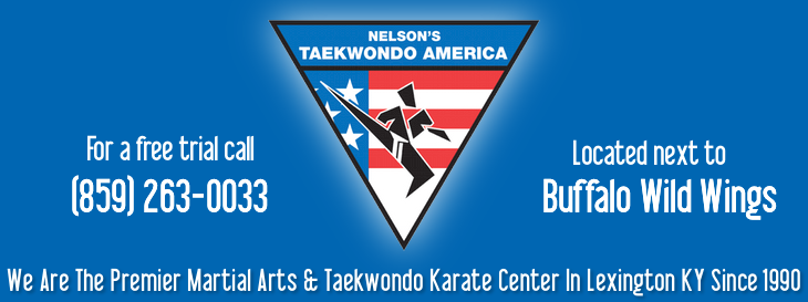 Nelson's Martial Arts, Self-defense and Taekwondo Karate in Lexington, KY