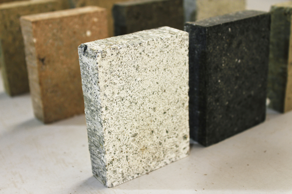 Slag In Concrete Mix : Reducing cement content in masonry with rice husk ash a