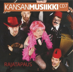 "I play harmonium on the tune ""Martnas-Marsj"" featured on the CD7 compilation published by Kansanmusiikki. This recording originally appeared on the Arto Järvelä & Kaivama album."