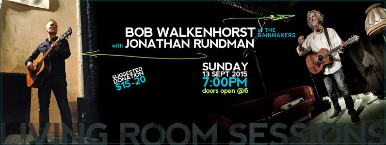 Friends in MILWAUKEE: this show is going to be amazing! On SUNDAY, SEPT 13th I'll be opening for one of my main musical influences, Bob Walkenhorst of THE RAINMAKERS! RSVP via the Facebook event...it's almost sold out!