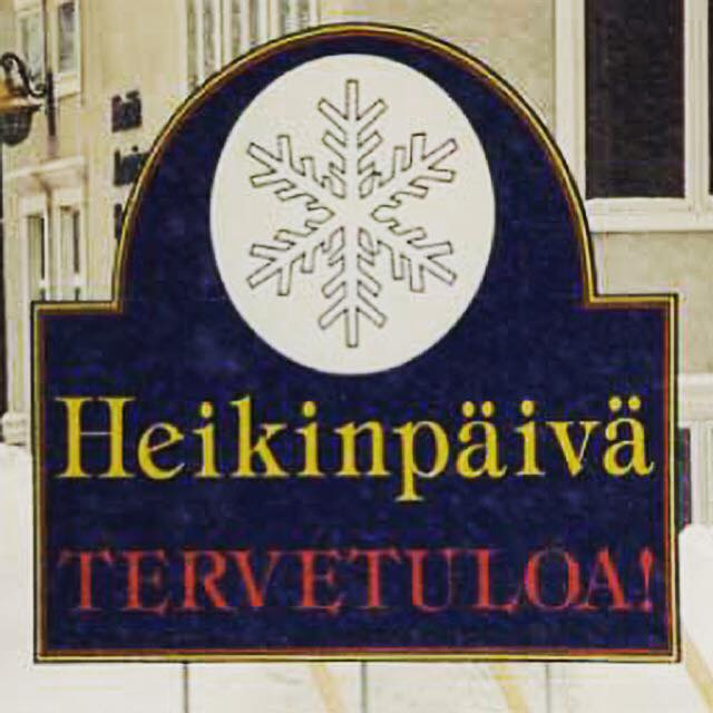 I'll be artist-in-residence at Heikinpäivä! - Later this month I'll be performing at the annual Winter Festival on the campus of Finlandia University in my birthplace, Hancock, MI! My schedule:WED, JAN 24, 6PM, $15: songwriting workshopTHU, JAN 25, 6PM, $15: Finnish folk music workshop: harmonium /keyboardsFRI, JAN 26, 7PM, $10 suggested donation: concertSUN, JAN 28, 2PM: Finnish hymn-sing