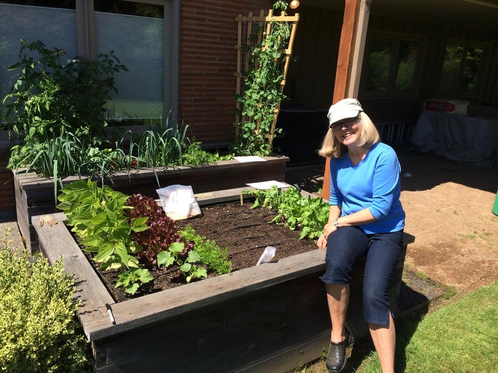 Single Garden Plant-out