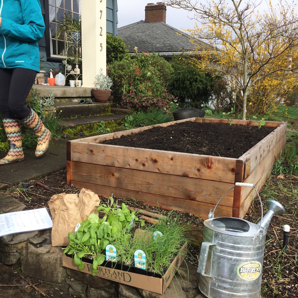 Preparing Your Soil For Planting Vegetables — Portland Edible ...