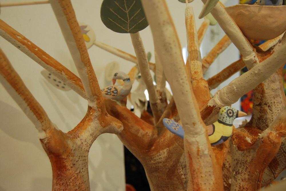 detail Universal Tree