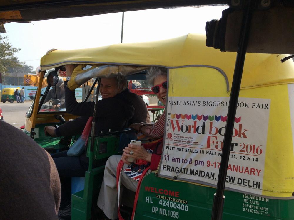Delhi Auto Photo Serena Rosevear
