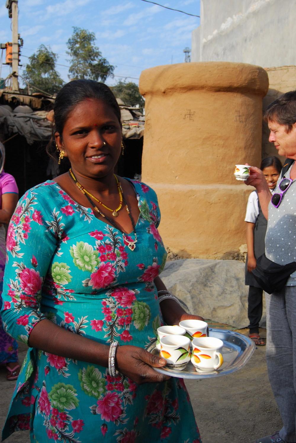 Chai from Sunita