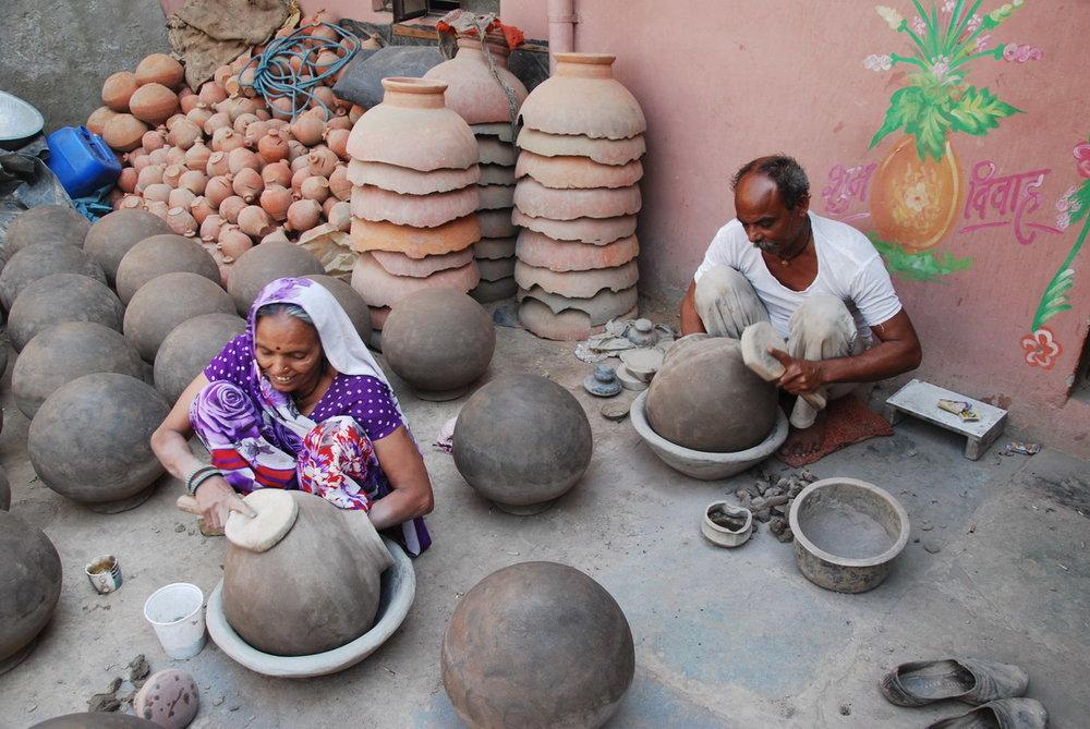 Fullwanti Devi and Simbu Pataniya