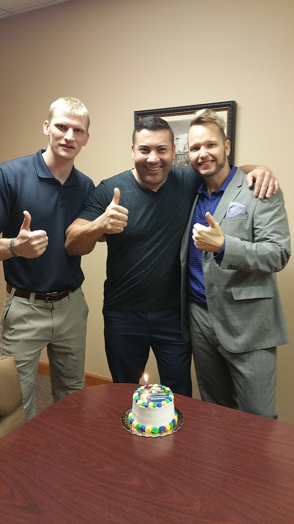 Congrats to Eli Campos on the purchase of his new home! Special kudos to his spectacular Realtor, Danny Crist with Keller Williams - South Tampa for finding him the absolutely perfect home!