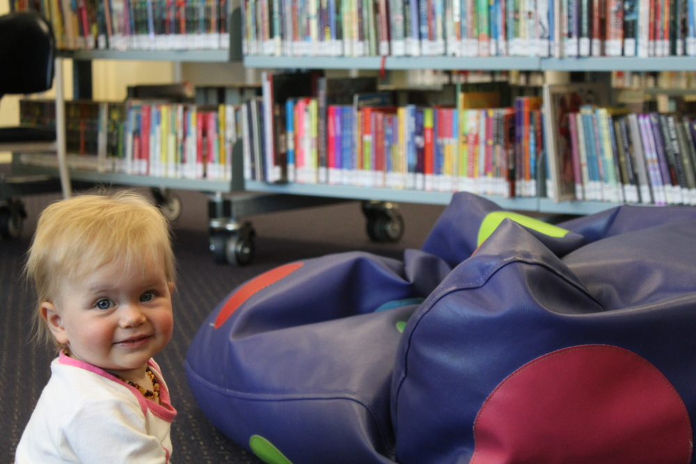 storytime, yarraville library - Mamma Knows West