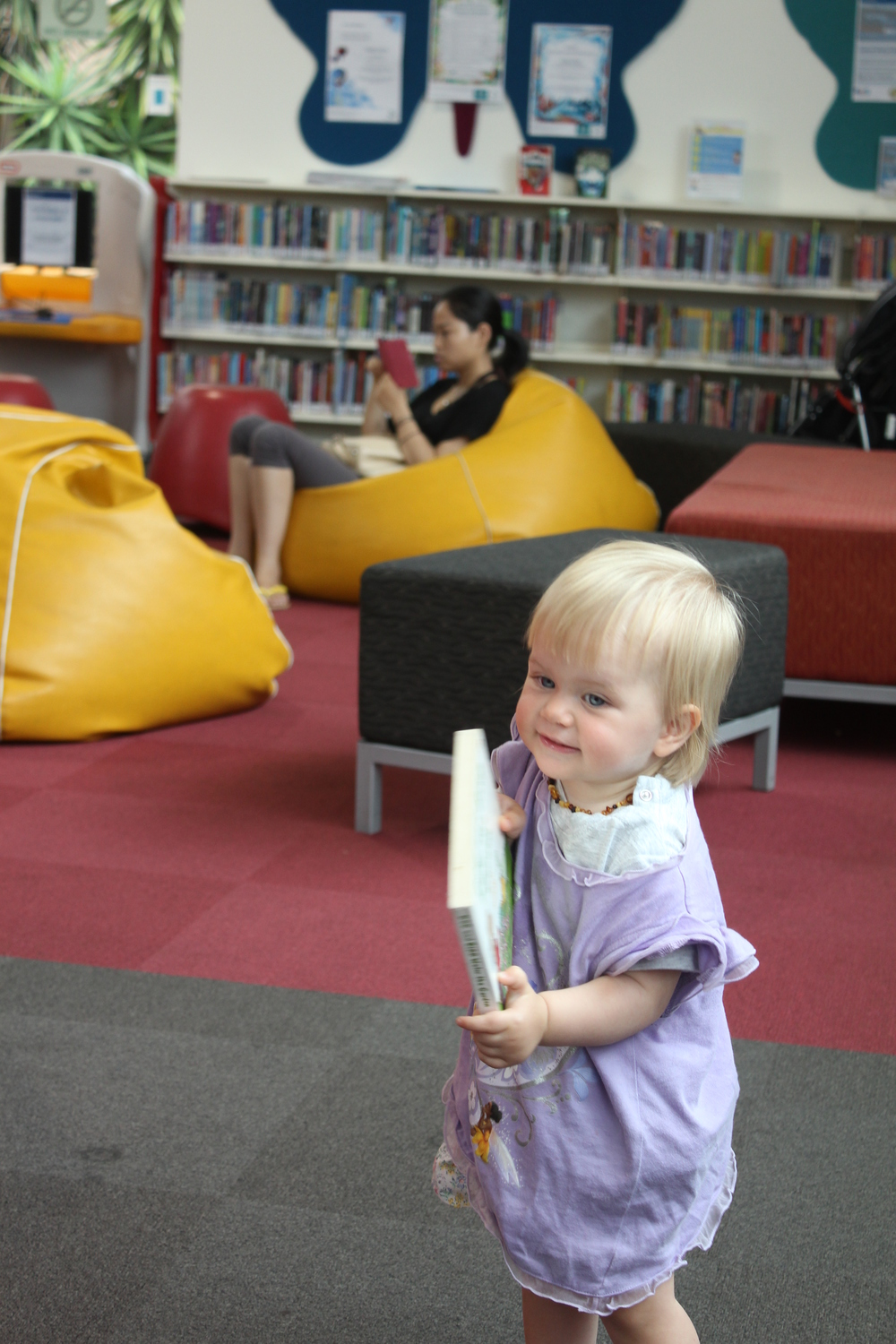 rhymetime, altona meadows library - Mamma Knows West