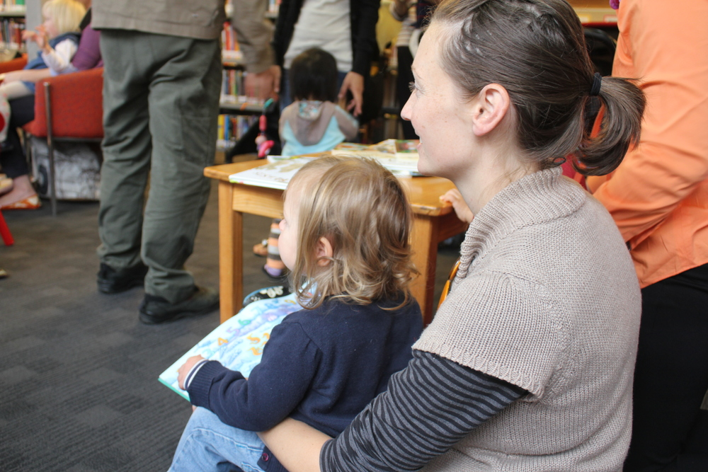 rhymetime, west footscray library - Mamma Knows West