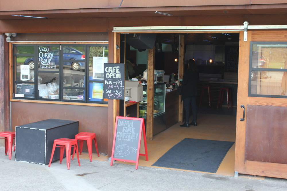 Cafe on the Park, Yarraville - Mamma Knows West