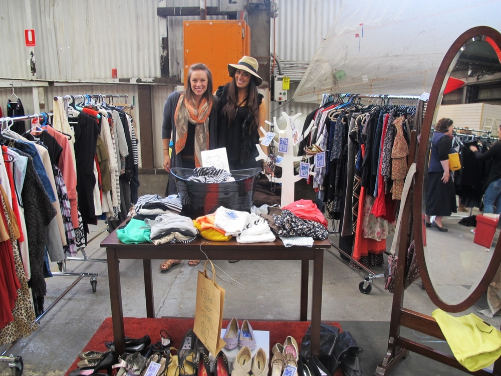 frock swap, williamstown - Mamma Knows West