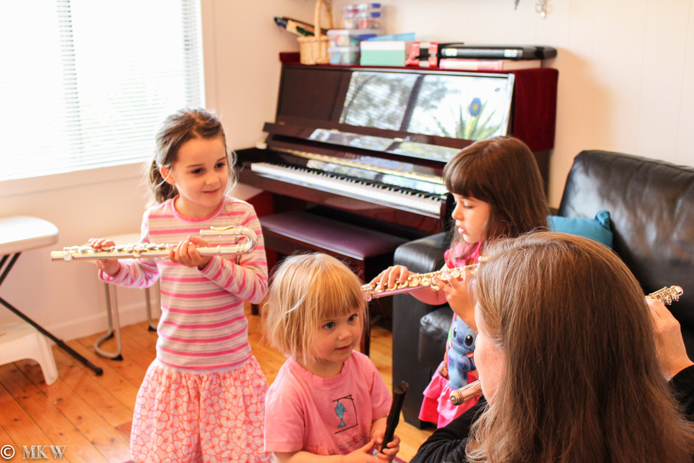 Melbourne Flute Teacher