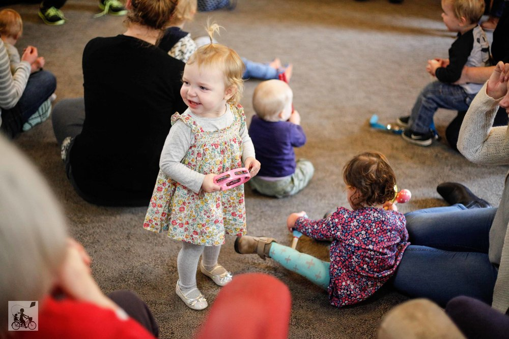 Mamma Knows West - Playgroup Victoria
