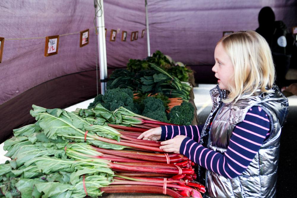 Essendon Farmers Market - Mamma Knows West