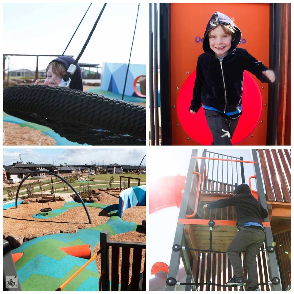 rockbank playground - mamma knows west
