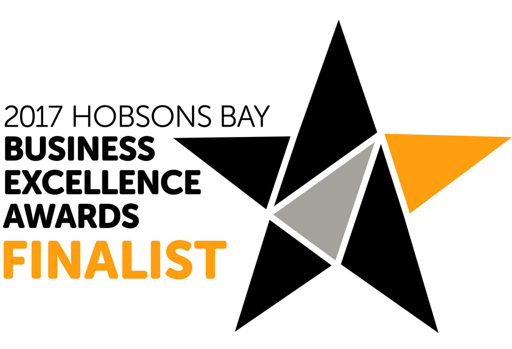 Business Awards 2017 - Finalist Logo