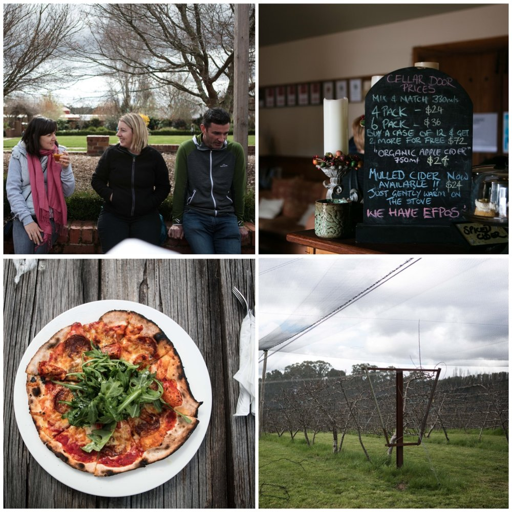 daylesford cider - mamma knows west
