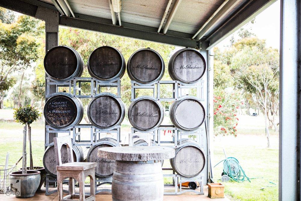 mcglashans wallington winery - mamma knows west
