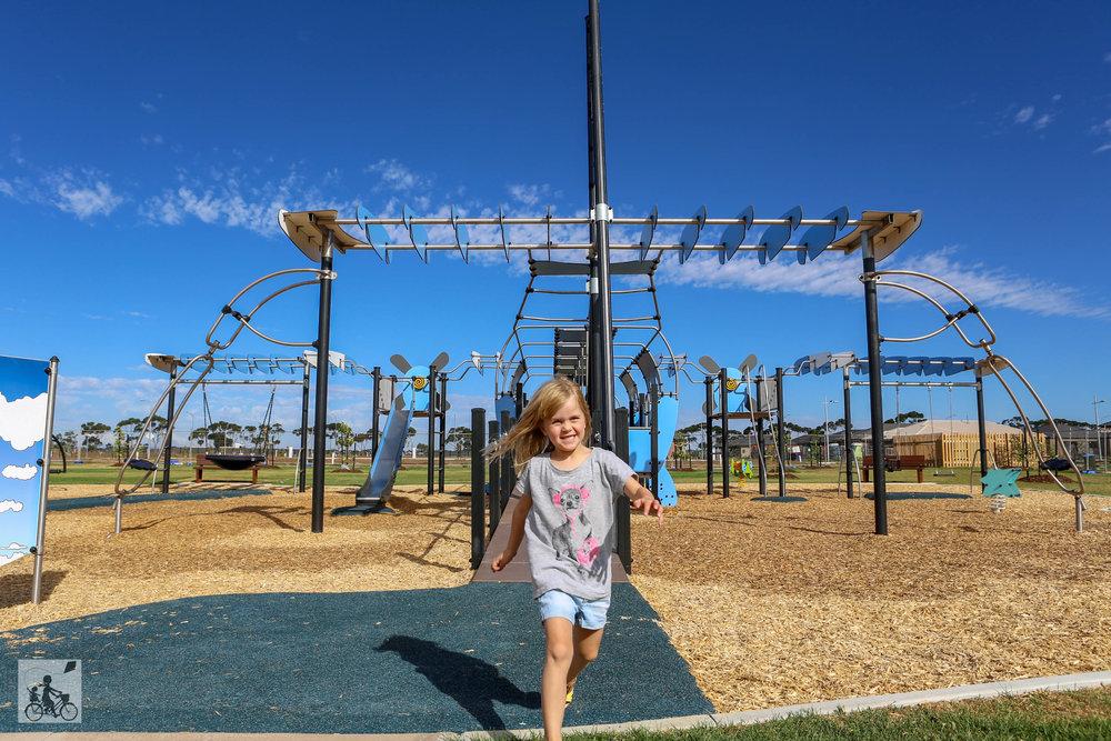 aeroplane park tarneit - mamma knows west