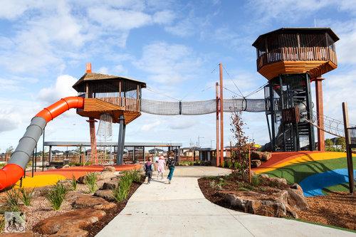 5. Frontier Park