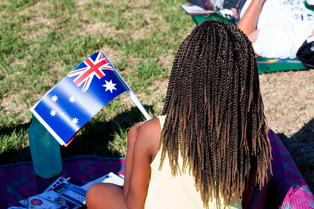 Australia Day - Girl with flag.jpg