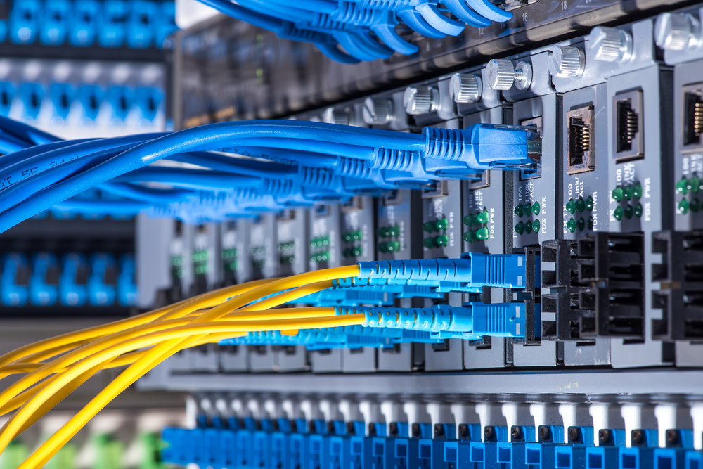 Structured Wiring - Networks, audio/video, automation, intercom, telecommunication and security systems.