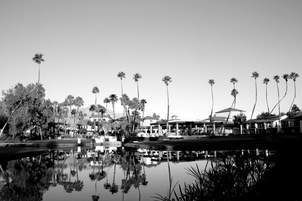 Omni Rancho Las Palmas Resort & Spa, Barista Camp 2013.