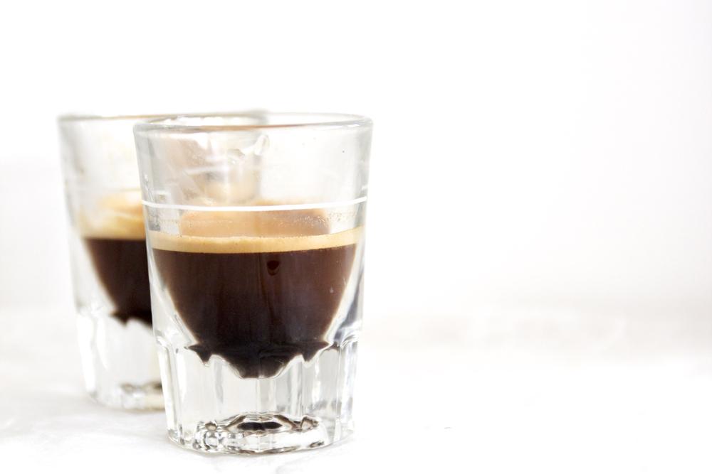 Ethopia Amaro Gayo Sidamo roasted by Cafe Virtuoso, San Diego. Prepared as espresso.