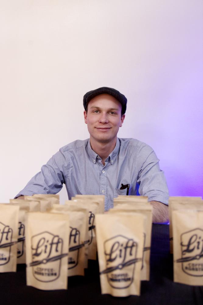 Lift Coffee Roasters of Riverside, Ca