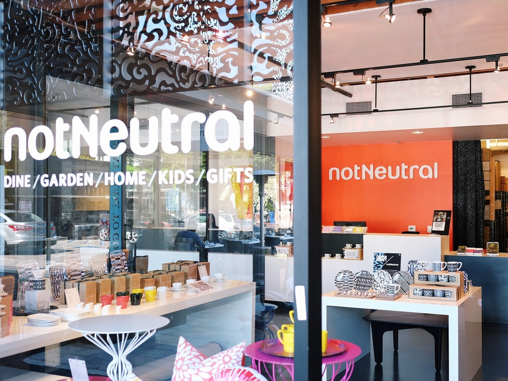 notNeutral Showroom, Los Angeles