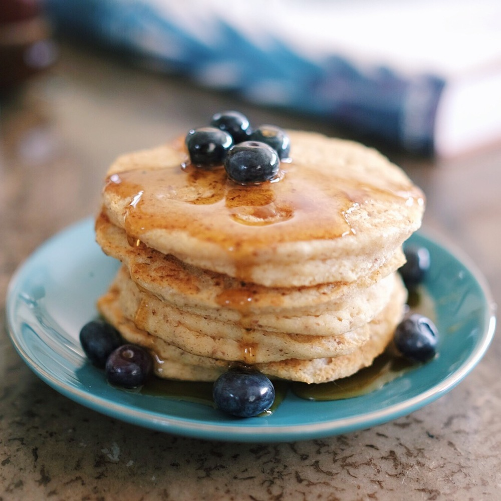 Simple 1 Bowl Pancakes