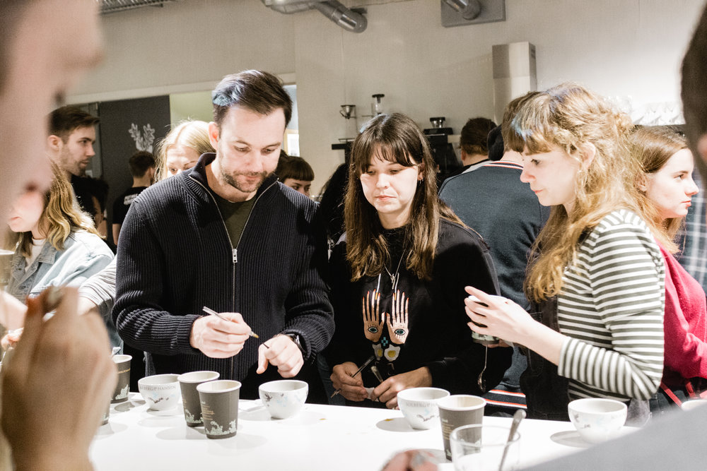 Barista League Oslo 2018, all photos by Ane Noss Bystadhaugen