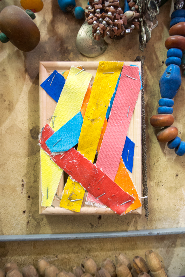«Painting-Object (17_12)», Bobby Dowler @ Abdu – Pharmacien Berbère