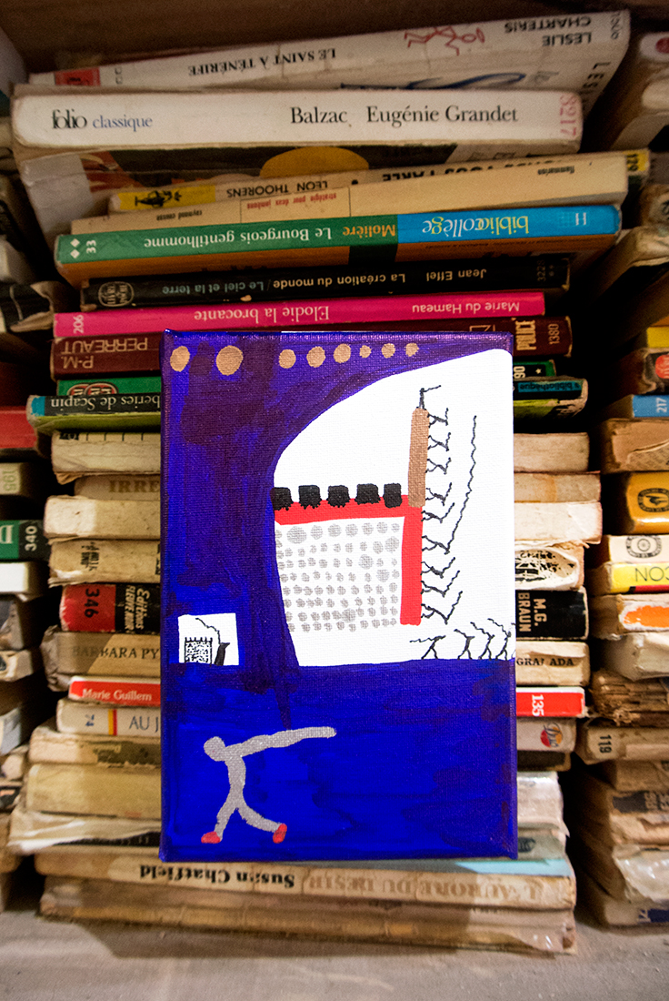 « Petit Prince de Taraudant », Mo Baala @ Librairie Hussein Hariri