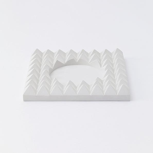 Platter   unglazed
